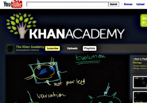Khan Academy Mba by Khan Academy炙手可热的免费网络学习资源 精彩生活 Helloyoyo 友友加拿大