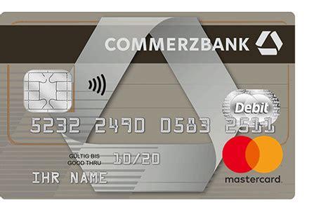 bank kredit karte debitkarte debit mastercard