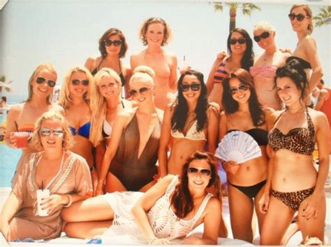 Key West Bachelorette Party Before Tying The Knot