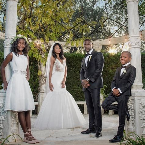 Marriage Wedding Photos by Kevin Hart Eniko Parrish Are Married Wedding