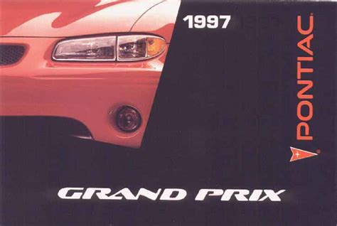 vehicle repair manual 1997 pontiac grand prix free book repair manuals service manual 1997 pontiac grand prix user manual 1997 pontiac grand prix service manual