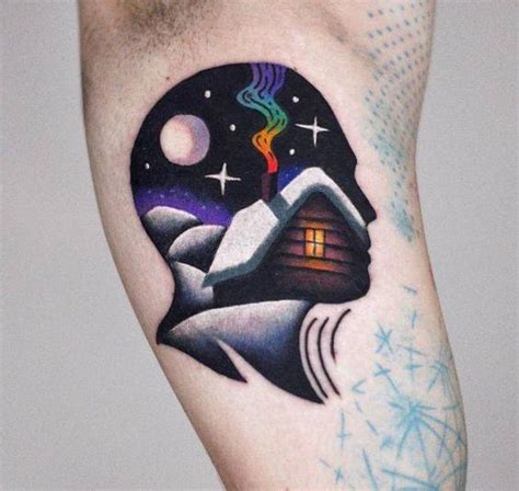 psychedelic tattoos for men 60 trippy tattoos for psychedelic design ideas