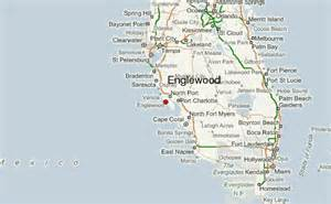 Englewood Florida Map by Englewood Florida Location Guide