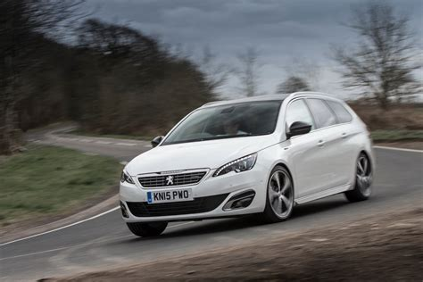 peugeot new models peugeot s gt line trim expands to new models in the uk