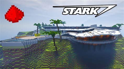 stark mansion stark mansion in minecraft w 500 command blocks command block house youtube