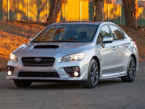 2014 Subaru Wrx Mpg by 2014 Subaru Impreza Wrx Models Trims Information And