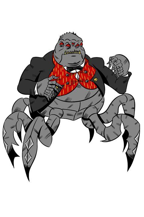 monsters inc mr waternoose by owenoak95 on deviantart