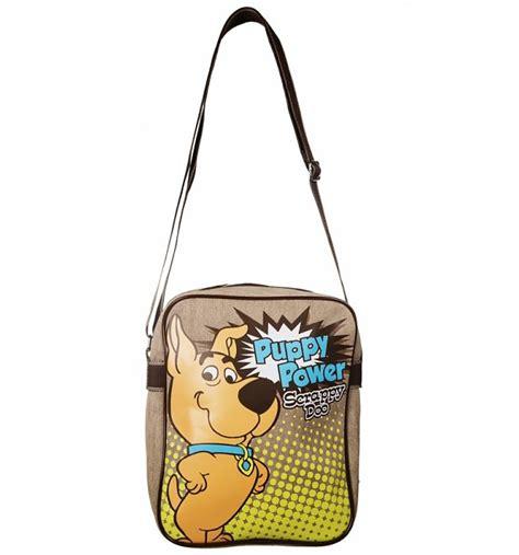 scrappy doo puppy power scrappy doo puppy power flight bag