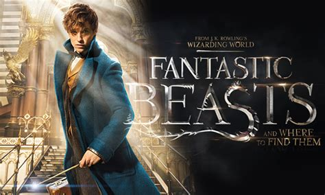 Fantastic Beasts And Where To Find Them warner bros announces fantastic beasts and where to find
