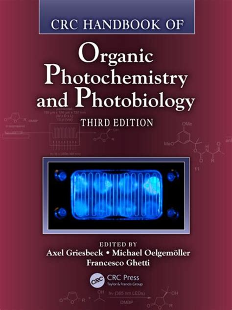 routledge handbook of national and regional policies books crc handbook of organic photochemistry and photobiology