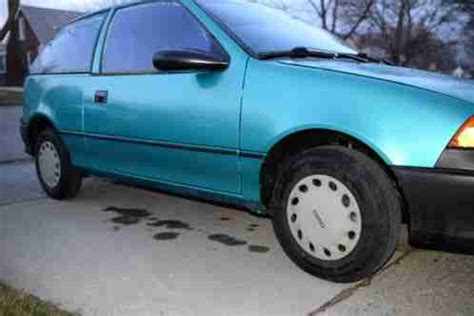 geo metro xfi 1993, i bought this car locally from a