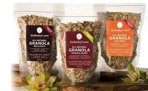 Granola Original Tajba Pouch Medium The Healthy Snack granola muffins with blueberries and cranberries eat live travel write