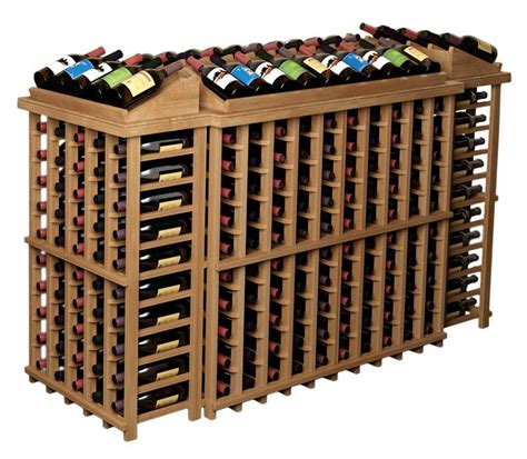 Wine Display Racks Retail by Wine Rack Tables Islands Shop For Vigilant Woodworks Wine Cigar And Gun Storage Products