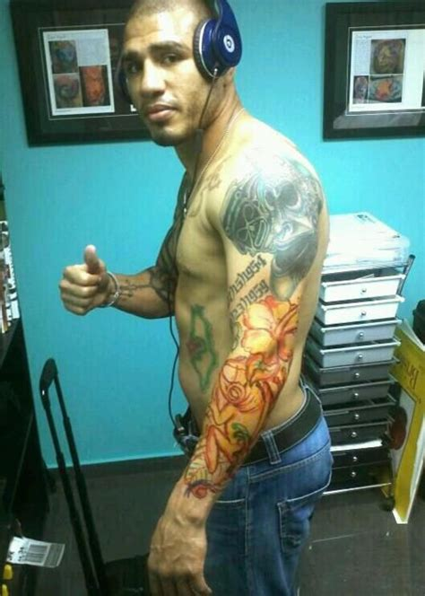 cotto tattoo miguel 193 ngel cotto former wba light middleweight chion