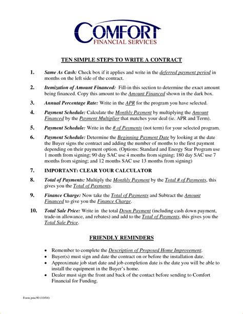 writing a contract agreement template 5 how to write a contract agreement timeline template