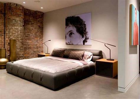 coole schlafzimmer fuer maenner