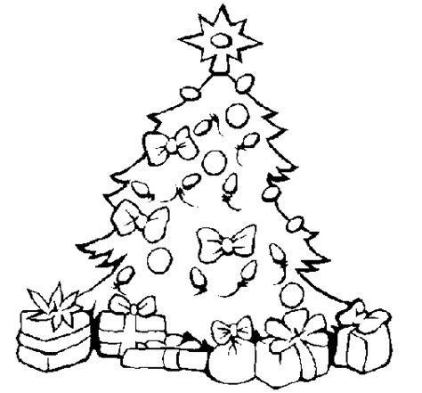 arbol de navidad para calcar imagenes de pino para calcar imagui