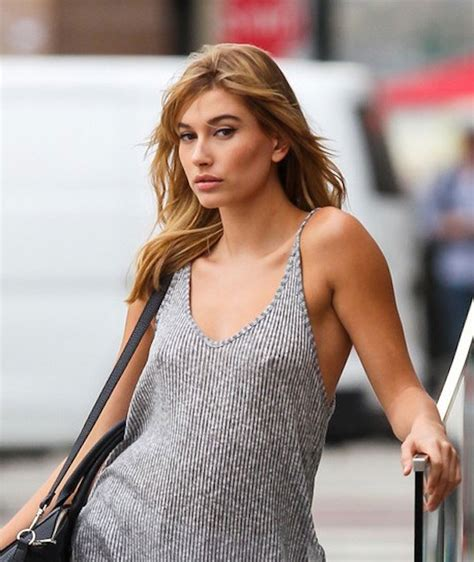 Natural Light by Hailey Baldwin Hair Hairstyle Haircut Hair Color