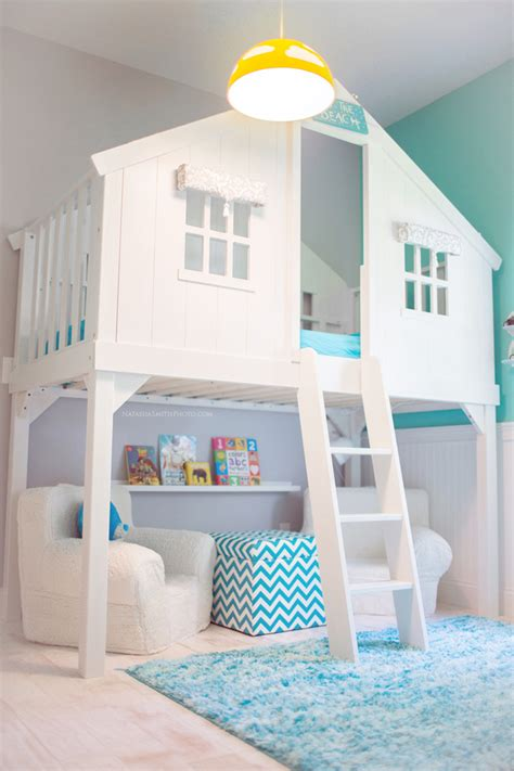 house of kids bedrooms tree house bed via house of turquoise and other totally