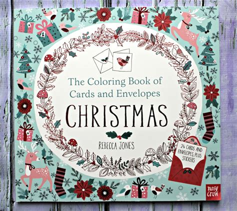 coloring book of cards and envelopes books for 2016 gift guide this s
