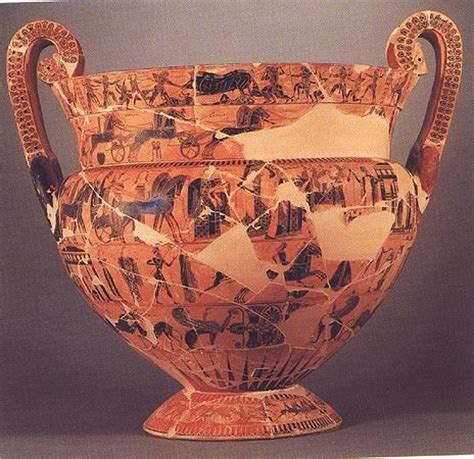The Francois Vase by History 1 History 201 With Gough At Brigham