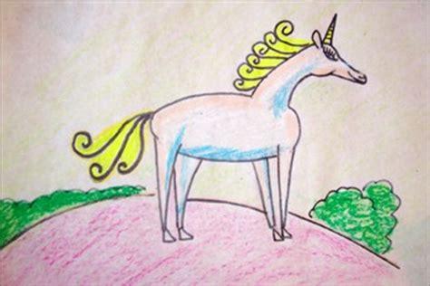 imagenes de unicornios a lapiz aprender a dibujar dibuja un unicornio es hellokids com