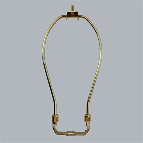 Onepre 6 Inch Heavy Duty L Harp Fitter For L Shades