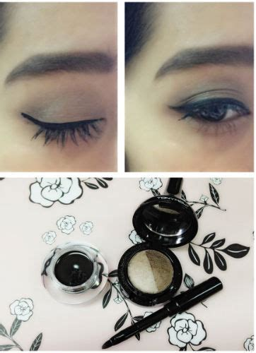 Eyeshadow Dan Eyeliner product review eyeliner dan eyeshadow dalam satu kemasan