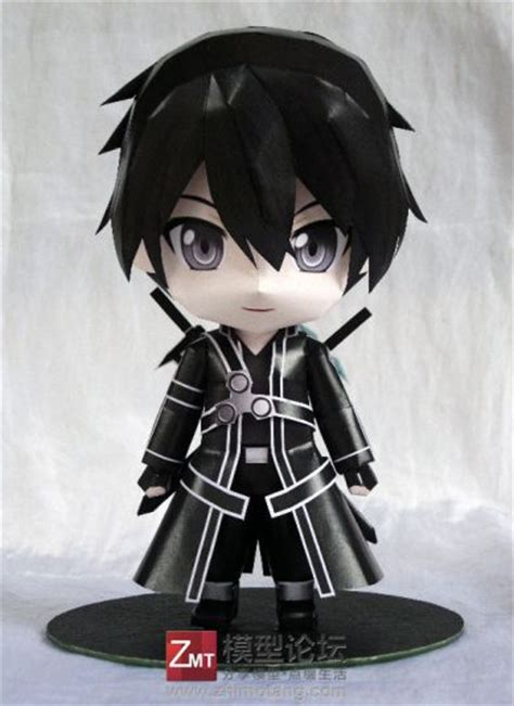 Kirito Papercraft - the world s catalog of ideas