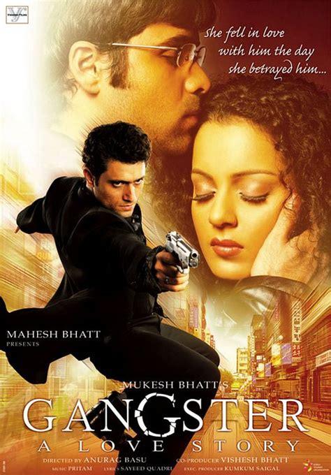 gangster film hd song gangster movie poster 1 of 4 imp awards