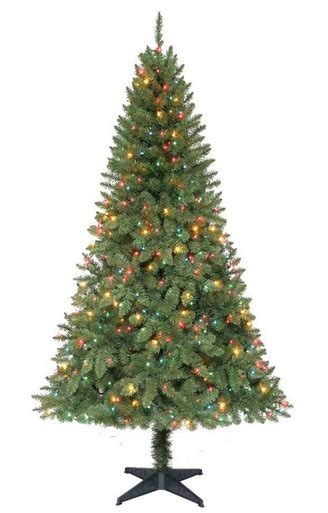 cvs christmas trees pre lit 6 5 verde pine pre lit tree only 13 75 free shipping