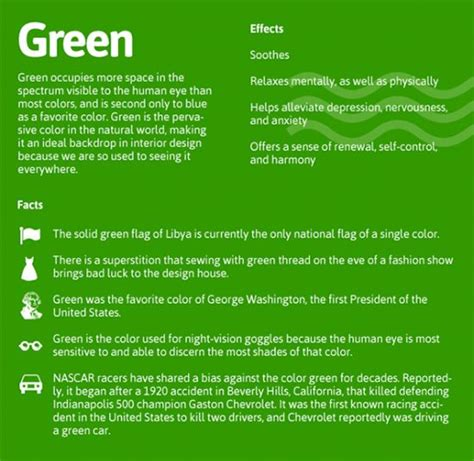 effects of color on mood colorful emotions effects of green color psychology color at home in business pinterest