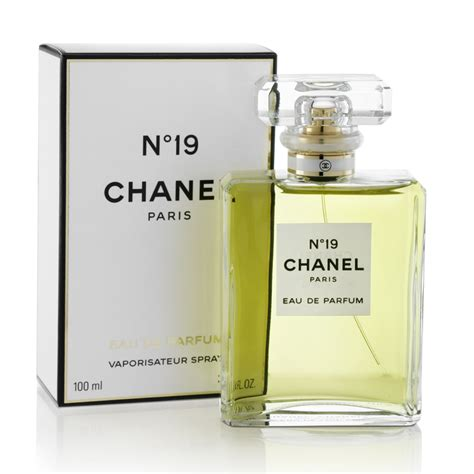 chanel no 19 eau de parfum 100ml s of kensington