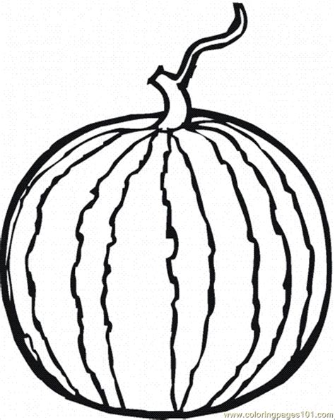 watermelon coloring page cartoon watermelon coloring pages