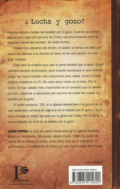 libro cuando no deseo a cuando no deseo a dios piper john 9780825415890 comprar libro piper john