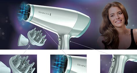 How Does Hair Dryer Diffuser Work remington d8700tstudio protect ionic ceramic tourmaline