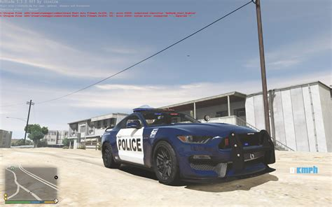 mod gta 5 transformers 2016 police mustang transformers 5 the last knight