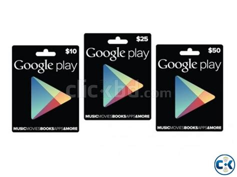 Buy Google Gift Card - buy google play gift card itunes gift cards clickbd