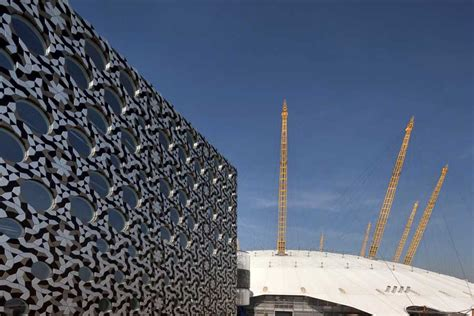 ravensbourne college london building greenwich  architect