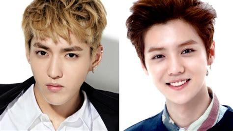 film chris exo wu yifan kris and luhan estimated earnings revealed