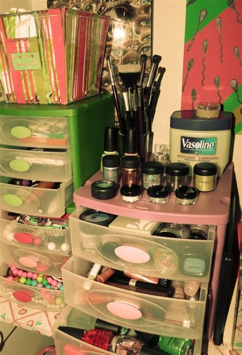 Organizing Makeup Drawers by How To Organize Makeup Storage Drawers 10 Real