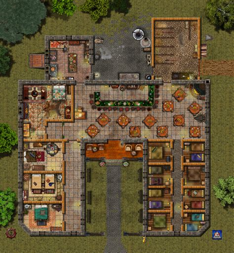 building map maker wentworth inn bg map rpg map and dragons