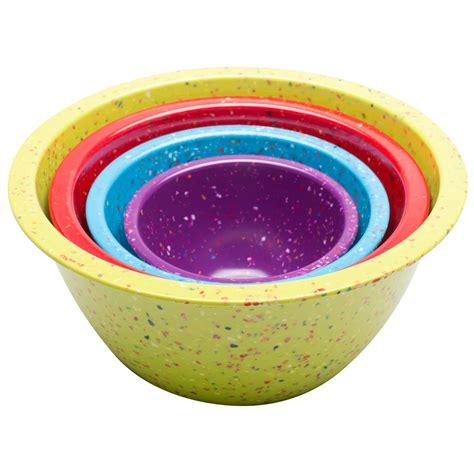 Mixing Glasses Barware Confetti Mixing Bowls For Sale At Zak Com
