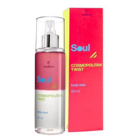 Parfum Twist soul cosmopolitan twist eudora perfume a fragrance for