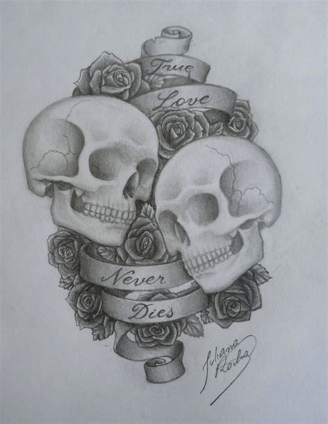 true love never dies tattoo designs true never dies by jmisfit on deviantart