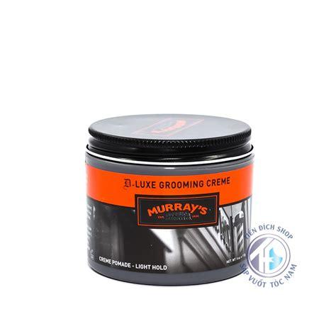 D Luxe Grooming Creme wax vu盻奏 t 243 c th譯m murrays d luxe grooming creme 100 usa