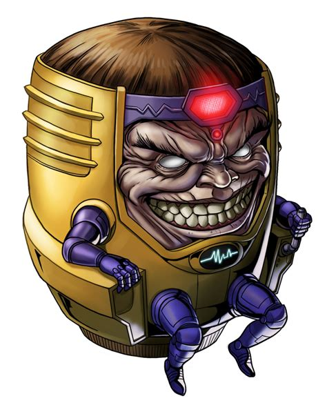 M O D modok was completely wrong about everything wordforge