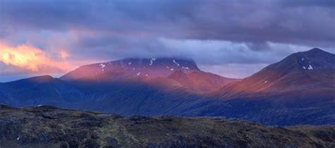 stunning mountains  hills  scotland