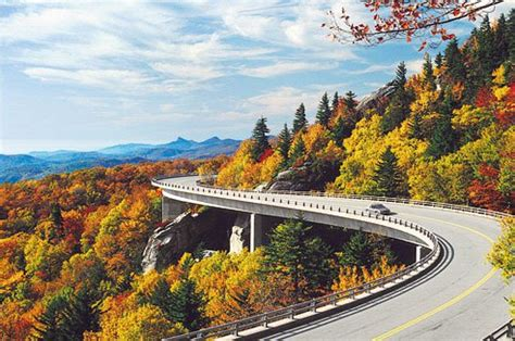virginia's blue ridge parkway: america's longest scenic