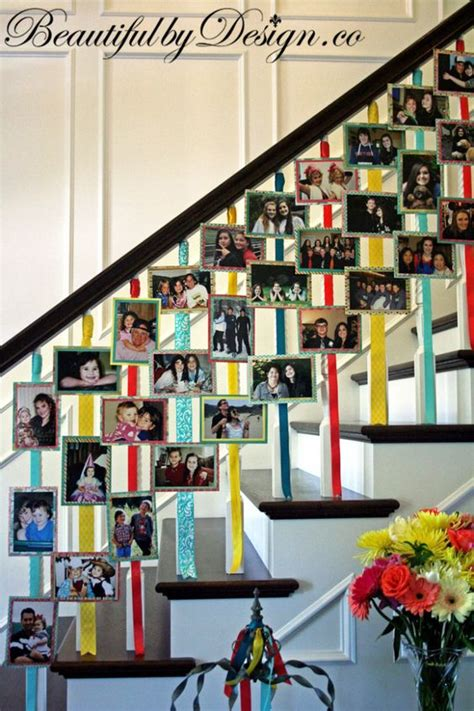 how to display christmas cards festive ways to display your photos and cards for